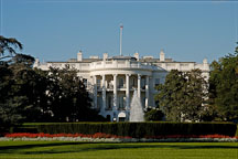 The White House. Washington, D.C., USA. - Photo #11387