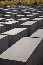 Holocaust Memorial. Berlin, Germany. - Photo #30389