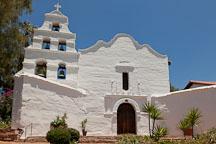 Mission San Diego de Alcala. - Photo #26289