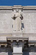 Statue of Apollo. Union Station. Washington, D.C., USA. - Photo #11189