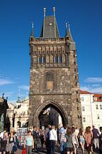 Tower at Charles Bridge. Prague, Czech Republic. - Photo #29489