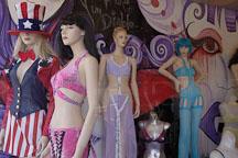 Costume store. Hollywood, California, USA. - Photo #7518
