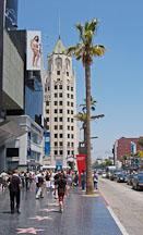 First National Bank. Hollywood, California, USA. - Photo #7504