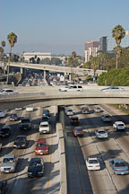 Harbor Freeway (110). Los Angeles, California, USA - Photo #7928