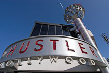 Hustler Hollywood. Sunset Boulevard, Los Angeles, California, USA - Photo #7547