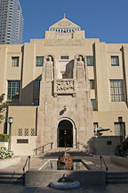 Richard Riordan Central Library, Los Angeles, California, USA. - Photo #7907