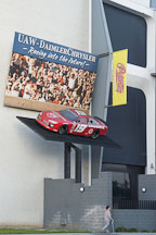 Peterson Automotive Museum. Miracle Mile, Los Angeles, California, USA - Photo #7617