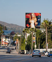 Sunset Boulevard, Los Angeles, California, USA - Photo #7620