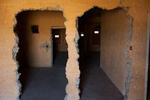 Remains of jail at the Tulelake internment camp. - Photo #27209