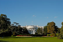 The White House. Washington, D.C., USA. - Photo #11390