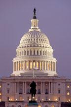 U.S. Capitol. Washington, D.C., USA. - Photo #10990