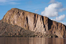 Canyon Lake. Apache Trail, Arizona, USA. - Photo #5591