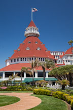 Hotel del Coronado. San Diego, California. - Photo #26691