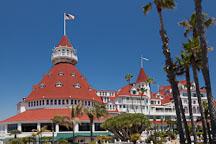 Hotel del Coronado, San Diego. - Photo #26692