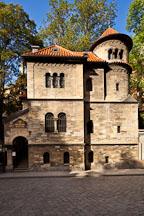 Jewish Ceremonial Hall. Prague, Czech Republic. - Photo #29592