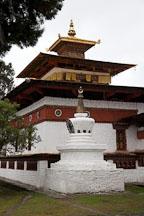 Kyichu Lhakhang. Paro, Bhutan. - Photo #23992