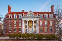 Alumni Hall, Iowa State University, Iowa. - Photo #32193