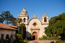 Carmel Mission. Carmel, California. - Photo #26793