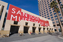 Museum of Art. San Jose, California, USA. - Photo #2793