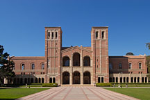 Royce Hall, University of California, Los Angeles. Los Angeles, California, USA. - Photo #8393