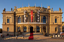 Rudolfinum Concert Hall. Prague, Czech Republic. - Photo #29893