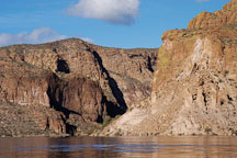 Canyon Lake. Apache Trail, Arizona, USA. - Photo #5594