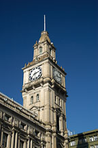 Clock tower of the General Post Office. Melbourne, Australia. - Photo #1694