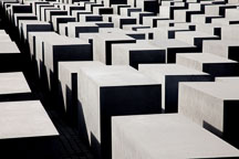 Memorial to the Murdered Jews of Europe. Berlin, Germany. - Photo #30395