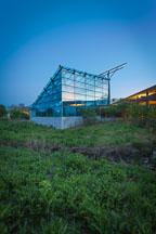 Butterfly building at Reiman Gardens. Iowa State University, Ames, Iowa. - Photo #32895