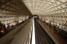 Dupont Circle train station. Washington, D.C. - Photo #1796