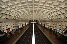 Dupont Circle train station. Washington, D.C. - Photo #1797