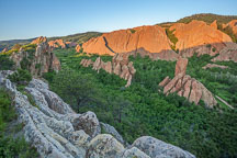 Roxborough State Park, Colorado. - Photo #37997