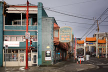 Sam Kee Building is the world's narrowest building. Vancouver, Canada - Photo #19597