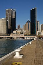 Sydney Cove and Circular Quay. Sydney, Australia. - Photo #1399