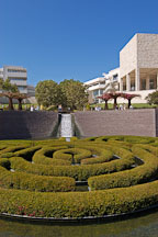 Central Garden, Getty Center. Los Angeles, California, USA - Photo #8158