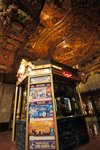 Box office of the El Capitan Theatre. Los Angeles, California, USA. - Photo #8459