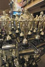 Award statuettes. Los Angeles, California, USA. - Photo #8456