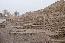 Pictures of Huaca Pucllana