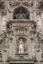Sacred Heart of Jesus. Lima Cathedral, Peru. - Photo #8794