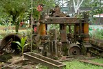 Pictures of Abandoned machinery