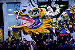 Pictures of Chinese New Year Parade