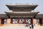 Pictures of Gyeongbokgung Palace
